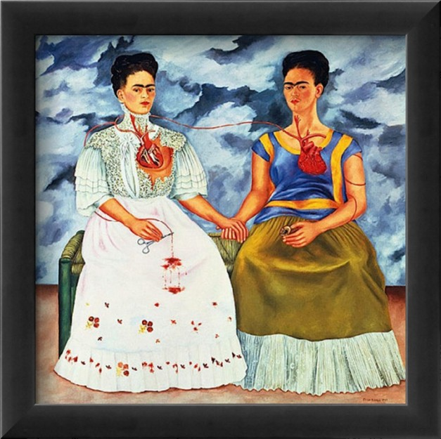 "Frida Kahlo: ""Two Fridas,"" 1939"