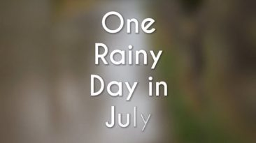 Rainy Day in July