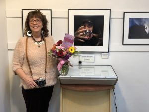 "Feb. 9, 2018 opening of ""An Eye for an i: iPhoneography"" show"